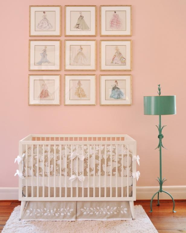 Photo Page | Hgtv Inside Nursery Framed Wall Art (Image 14 of 20)