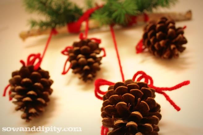 Plaid And Pine Cones – Intended For Pine Cone Wall Art (Photo 14 of 20)