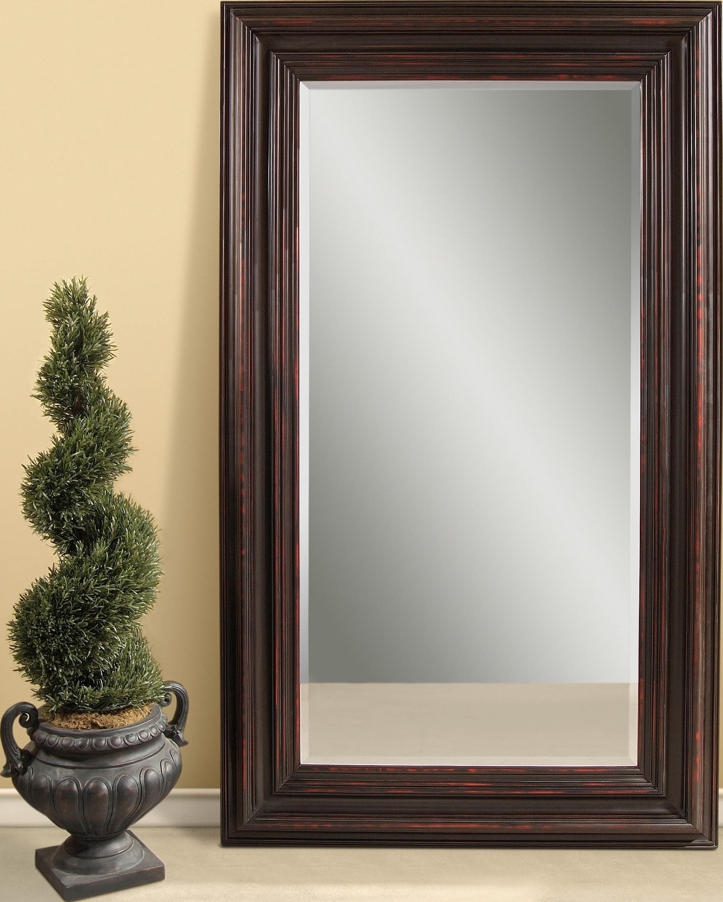 Plain Decoration Large Wall Mirrors Cheap Splendid Design Inside Black Wall Mirrors For Sale (Image 16 of 20)