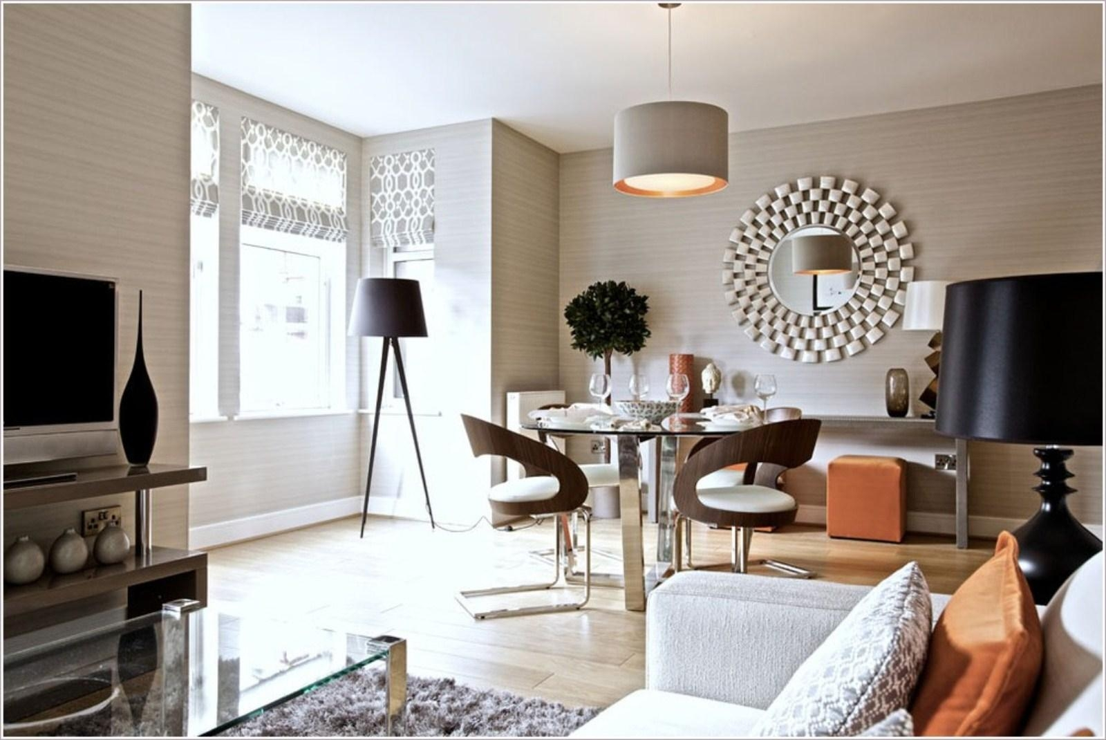 Plain Ideas Decorative Mirrors For Dining Room Lovely Design Dcor With Regard To Dining Mirrors (View 14 of 20)