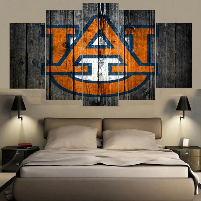 Featured Image of Auburn Wall Art