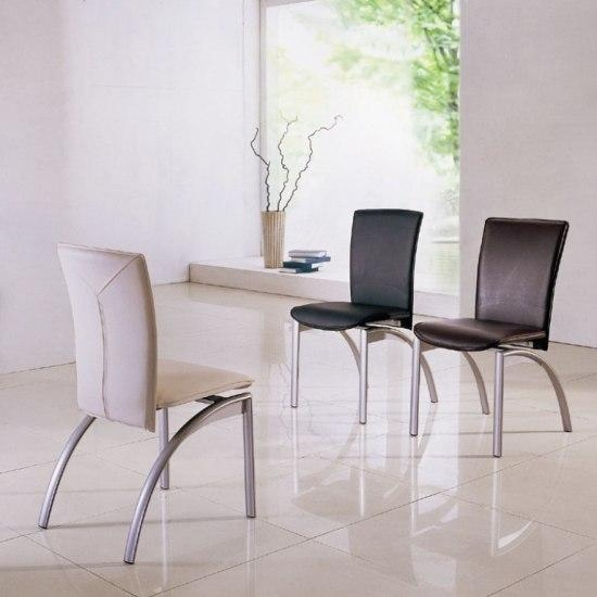 Popular Chairs For Dining Room With Stylish Decoration Dining Room Within Most Recent Contemporary Dining Room Chairs (Image 18 of 20)