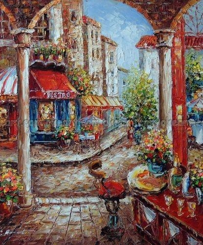 Popular Italian Bistro Buy Cheap Italian Bistro Lots From China Pertaining To Italian Bistro Wall Art (Image 15 of 20)