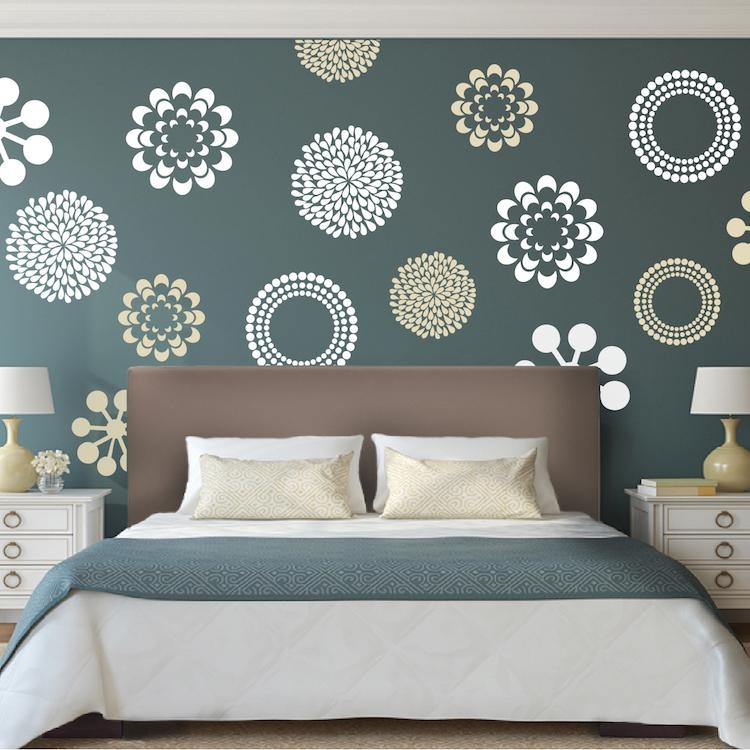 Prettifying Wall Decals – From Trendy Wall Designs Pertaining To Wall Art Designs (View 2 of 20)