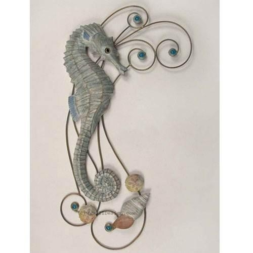 Product Review: Seahorse, Facing Right Within Sea Horse Wall Art (Image 11 of 20)
