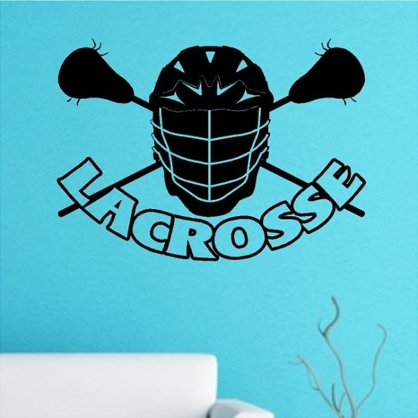 Products Intended For Lacrosse Wall Art (View 16 of 20)