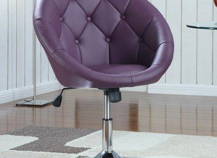 Purple Leather Dining Chairs Armchair Ikea Living Room Plum Accent In Latest Purple Faux Leather Dining Chairs (Image 16 of 20)