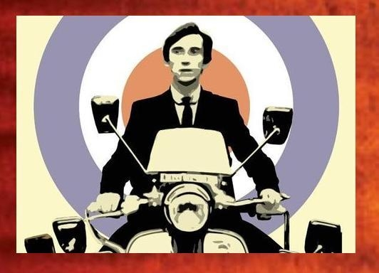 Quadrophenia Painting  99.00Hodgy Uk On Deviantart With Regard To Quadrophenia Wall Art (Photo 4 of 20)