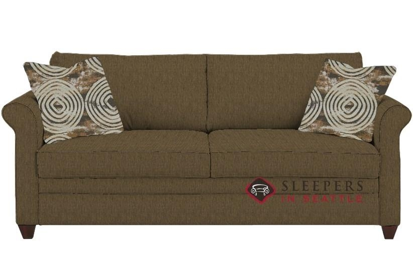 Quick Ship Denver Queen Fabric Sofasavvy | Fast Shipping With Denver Sleeper Sofas (Image 13 of 20)