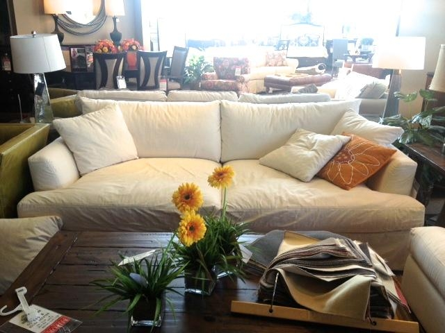 Rachel's Nest: Our Sofa Decision In Arhaus Slipcovers (View 9 of 20)