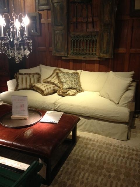 Rachel's Nest: Our Sofa Decision Regarding Arhaus Slipcovers (Image 17 of 20)