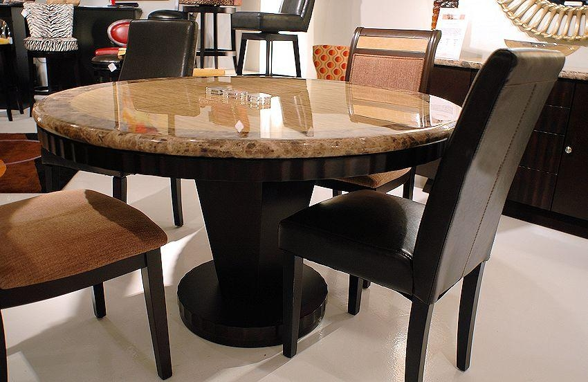 Recent Marble Stone Dining Tables Sets Pictures To Pin On Within Newest Stone Dining Tables (Image 12 of 20)