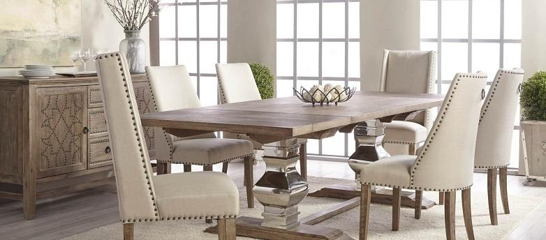 Reclaimed Dining Tables, Buy Reclaimed Dining Tables – Silver Inside Recent Buy Dining Tables (Image 19 of 20)