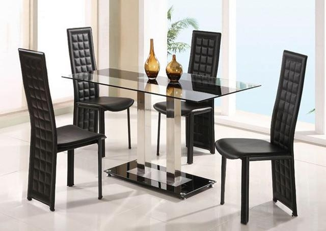 Remarkable Design Modern Dining Table And Chairs Nonsensical Throughout Modern Dining Tables And Chairs (View 4 of 20)