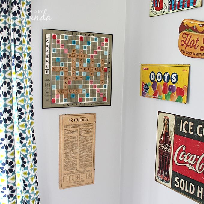 Repurpose Game Boards: Reuse Game Boards As Wall Art Intended For Board Game Wall Art (Image 17 of 20)