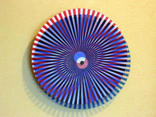 Repurposed – Clock Into Kinetic Wall Art: 5 Steps (With Pictures) With Regard To Kinetic Wall Art (Image 16 of 20)