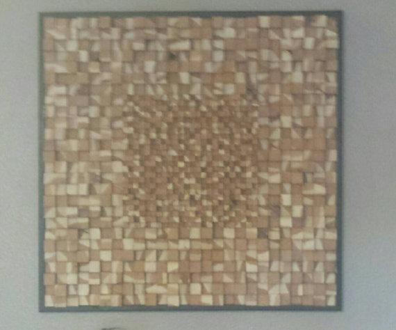 Reserved For Robert The Walking Dead The Talking Dead Inspired Pertaining To Talking Dead Wood Wall Art (View 11 of 20)