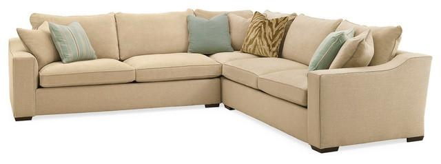 Richmond Sectional Set – Contemporary – Sectional Sofas – With Richmond Sectional Sofas (Image 5 of 20)