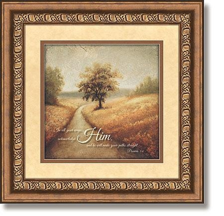 Featured Image of Christian Framed Wall Art