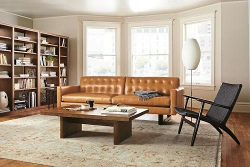 Room And Board Leather Sofa – Room And Board Sofa Sleeper Review In Room And Board Wells Sofas (View 4 of 20)