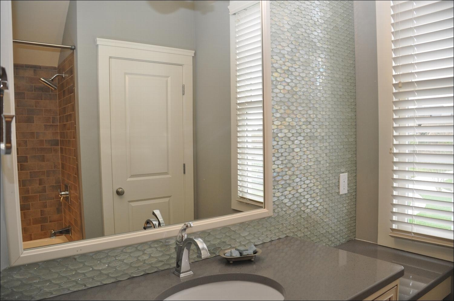 Round Bathroom Wall Mirrors — All Home Design Solutions : Applying In Fancy Bathroom Wall Mirrors (Image 14 of 20)