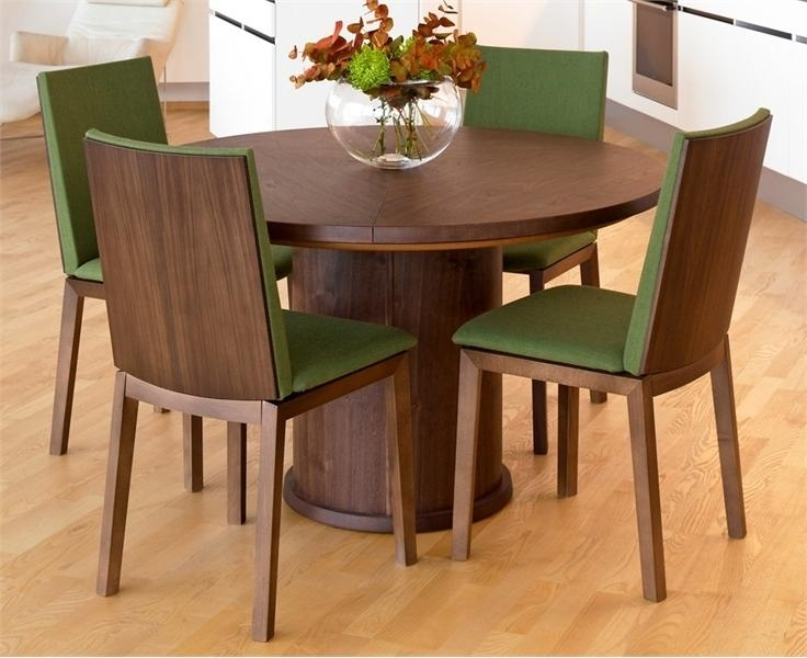 Round Dining Table Extendable: Beautiful Pictures, Photos Of With Recent Round Dining Tables (Image 17 of 20)