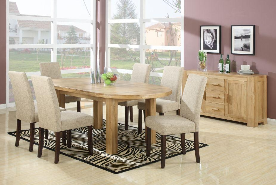 Round Dining Table | Extending Round Oval Dining Table Intended For Current Oval Extending Dining Tables And Chairs (Image 18 of 20)