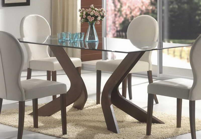 Round Glass Dining Room Table – Coredesign Interiors Pertaining To Most Popular Glasgow Dining Sets (Image 15 of 20)