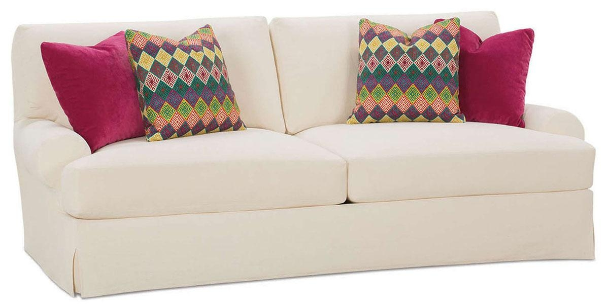 Rowe Furniture Slipcovers | Collectic Home | Austin, Tx With Rowe Slipcovers (Image 12 of 20)