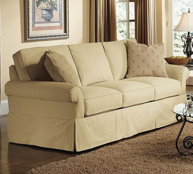 Rowe Sofa Slipcovers (View 8 of 20)
