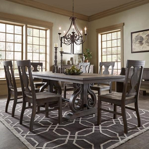 Rowyn Wood Extending Dining Table Setinspire Q Artisan – Free With Current Extending Dining Tables Set (Image 19 of 20)