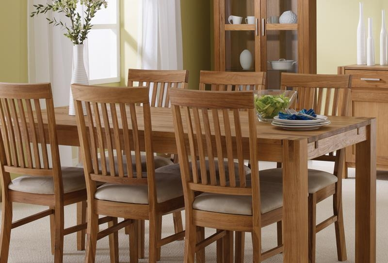 20 Oak Dining Set 6 Chairs Room Ideas