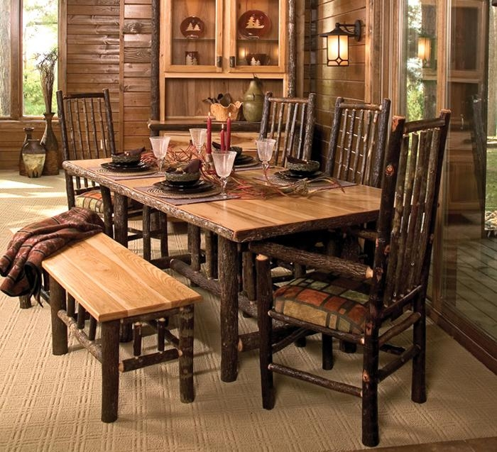 Rustic Tables | Dining Room Tables | Round | Modern | Sets | Glass Regarding Newest Dining Room Tables (Image 19 of 20)