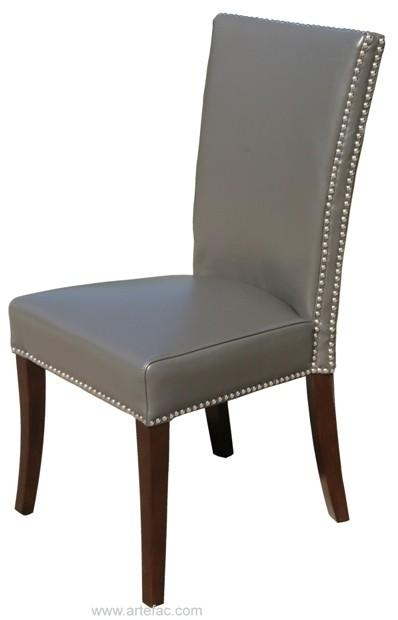 Rv 007 Highback Leather Dining Chair For High Back Leather Dining Chairs (Image 17 of 20)