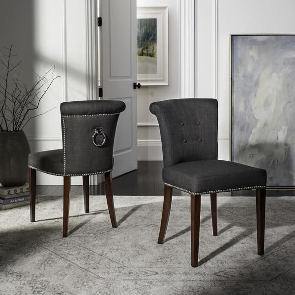 Featured Image of Grey Dining Chairs