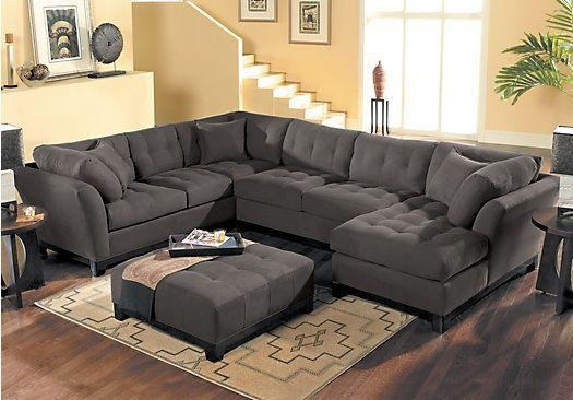 Sectional Sofa Design : Cindy Crawford Sectional Sofa Strong Feet Throughout Cindy Crawford Home Sofas (Image 20 of 20)