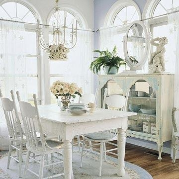 Shabby Chic Dining Tables And Chairs For Your Home – Infobarrel Inside Current Shabby Chic Dining Sets (Image 18 of 20)