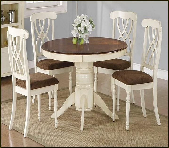 Shabby Chic Kitchen Table And Chairs | Home Design Ideas For Most Current Shabby Chic Dining Chairs (View 17 of 20)