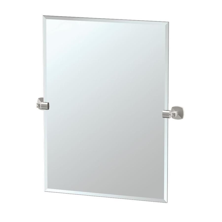Shop Bathroom Mirrors At Lowes Intended For Pivot Mirrors For Bathroom (View 13 of 20)