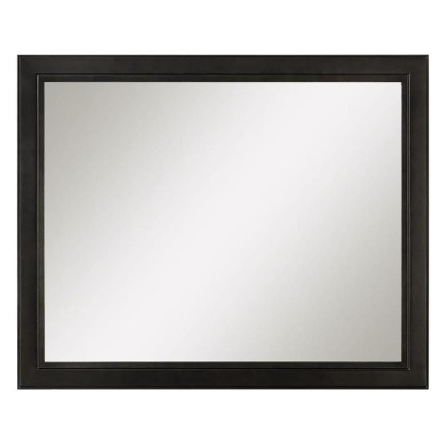 Shop Bathroom Mirrors At Lowes Pertaining To Pivot Mirrors For Bathroom (Image 20 of 20)