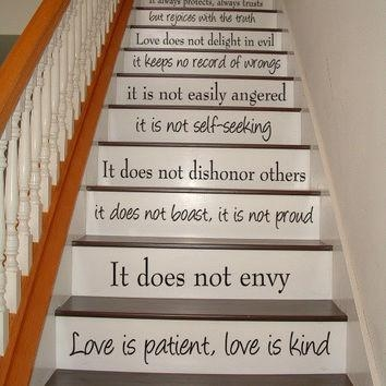 Shop Love Is Patient Love Is Kind Wall Decal On Wanelo Regarding Love Is Patient Love Is Kind Wall Art (Image 18 of 20)