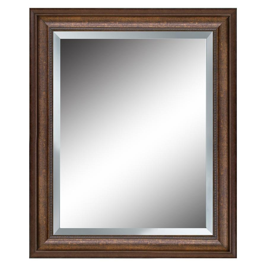 Shop Mirrors & Mirror Accessories At Lowes For Frames Mirrors (Image 18 of 20)