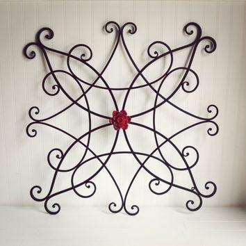 Shop Outdoor Metal Wall Art On Wanelo With Regard To Decorative Outdoor Metal Wall Art (Image 18 of 20)