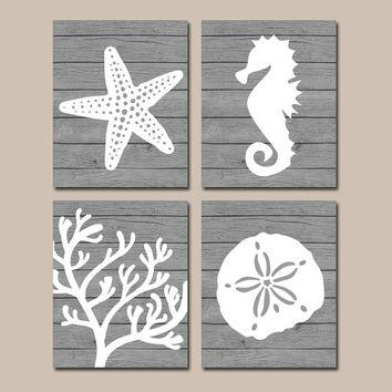 Shop Seahorse Wall Art On Wanelo Pertaining To Sea Horse Wall Art (Image 18 of 20)