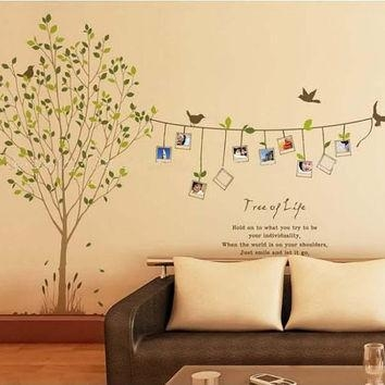 Shop Tree Of Life Wall Decal On Wanelo In Tree Of Life Wall Art Stickers (View 10 of 20)