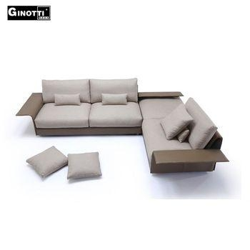 Simple Design Wooden Sofa Set | Sectional Sofa | Pinterest In Simple Sofas (View 8 of 20)