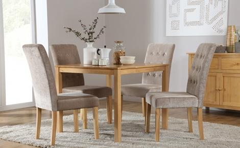 Skillful Design Square Dining Table For 4 | All Dining Room Intended For Recent Milton Dining Tables (Image 16 of 20)