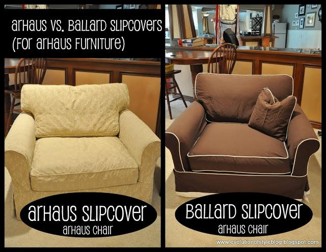 Slipcovers: Arhaus Vs (Image 19 of 20)