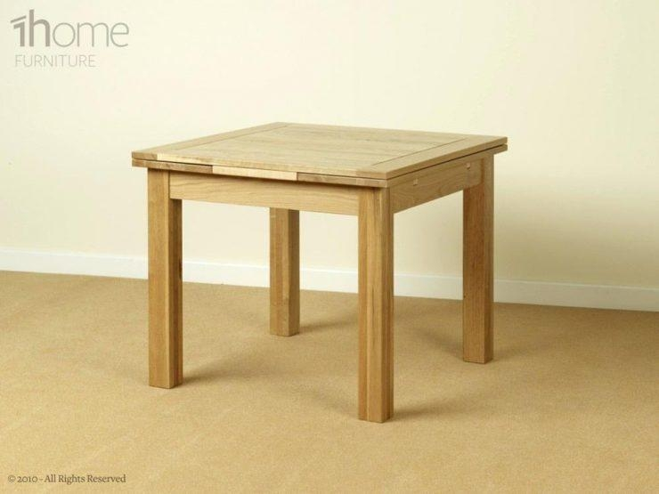 Small Extending Dining Table And 4 Chairs – Zagons (Image 12 of 20)