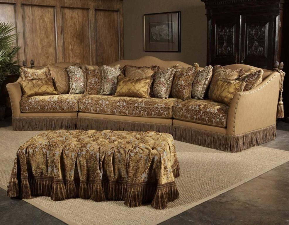 Sofa Beds Design: Inspiring Traditional High End Leather Sectional In Traditional Leather Sectional Sofas (Image 15 of 20)
